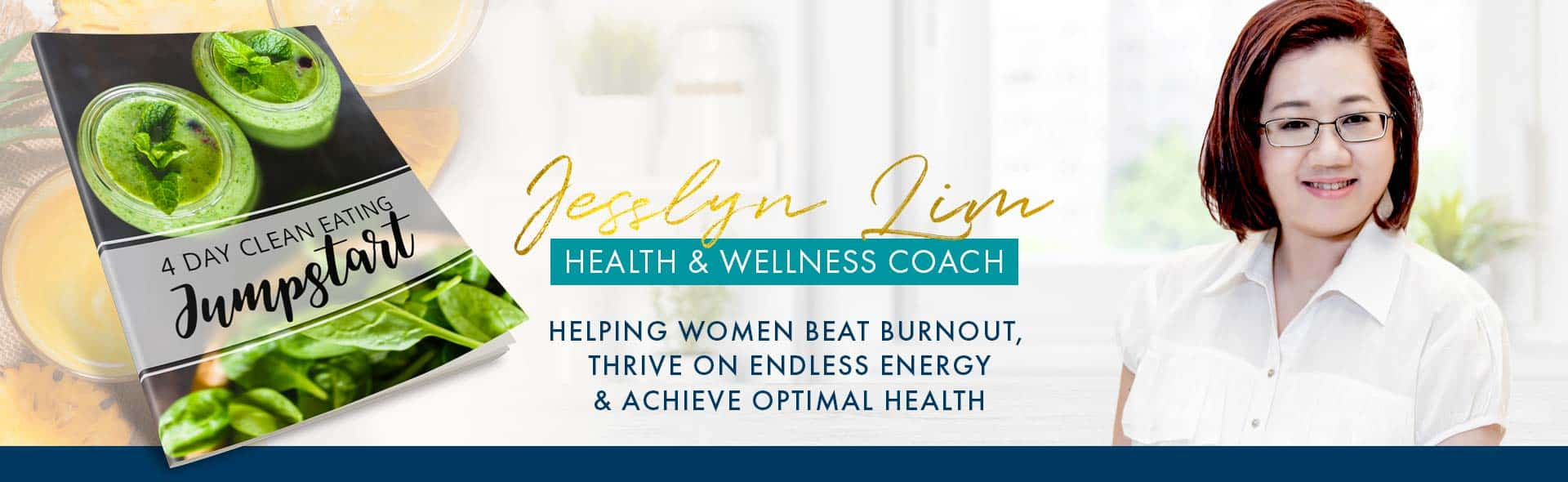 Jesslyn Lim Health Coach