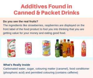 Harmful Chemical Toxins Food