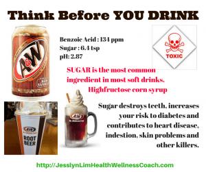 Sugar is dangerous ingredient