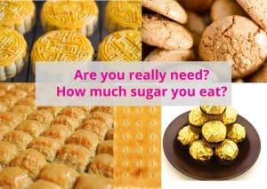 How much sugar is hidden?