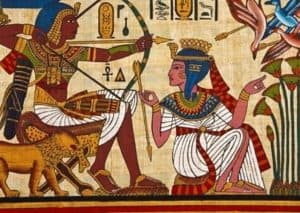 Ancient Egyptians Use Essential Oils for Healing,, Aromatherapy and Cosmetic Purposes.