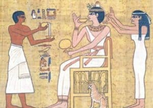 Greeks were the first to begin using essential oils on the European continent