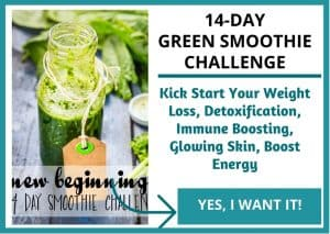 14-Day Green Smoothies Challenge