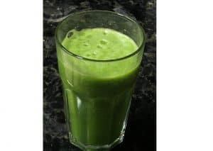 Detoxing with Green Smoothies