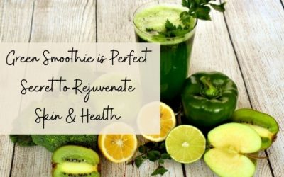 Green Smoothie Is Perfect Secrets for Skin Glowing & Rejuvenate Health