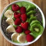 Green Match Avocado Spinach Smoothie