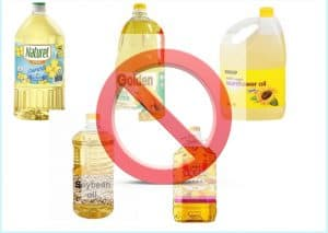 Avoid Polyunsaturated Oils