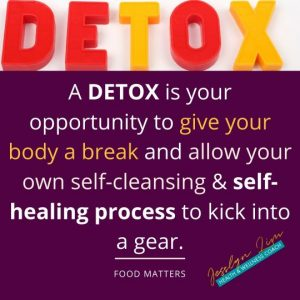 Toxins destroy our bodies