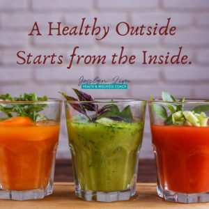 Detoxing & Cleansing Inside Your Body